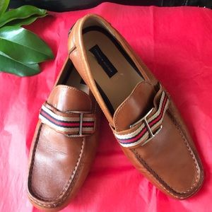 Tommy Hilfiger Clayton Leather Driving Loafer 11M